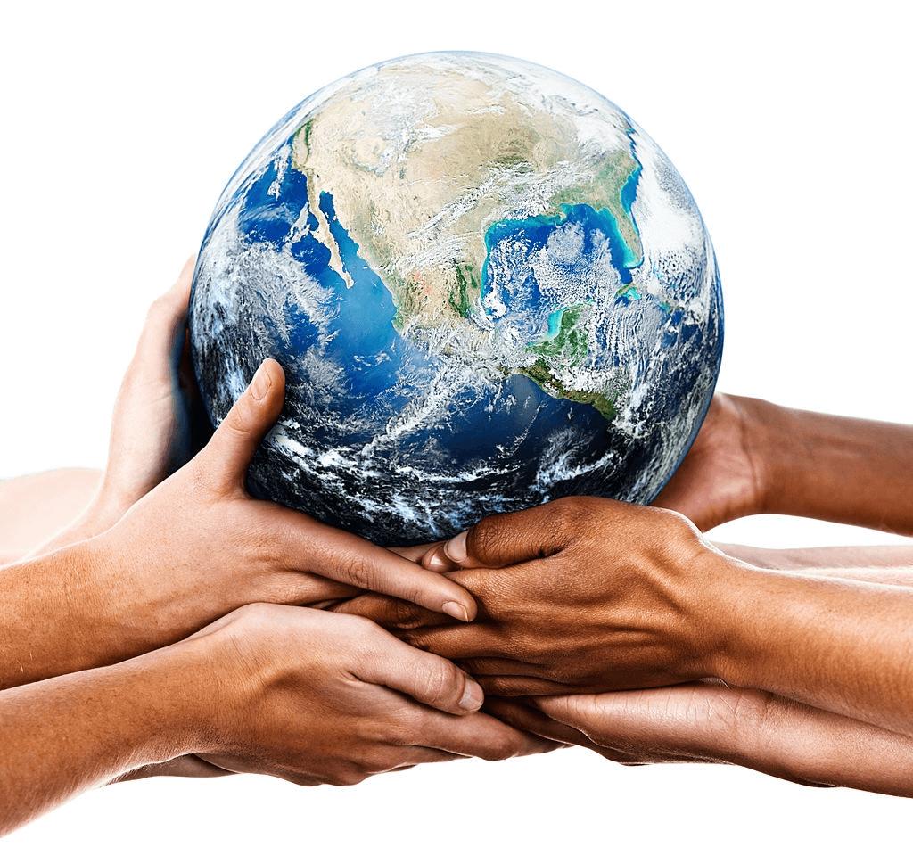 aiutare il pianeta insieme